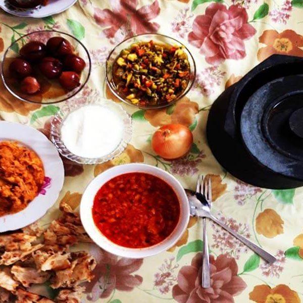 Ab goosht - Dizi - Iranian Dish