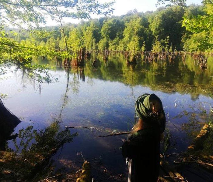Mamraz Lake - The Ghost Lake